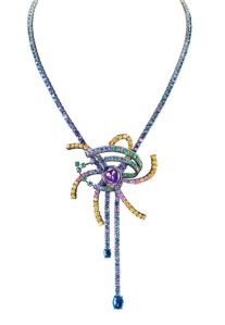 Boucheron Cirque Du Soleil Inspiria Necklace DELIRIUM